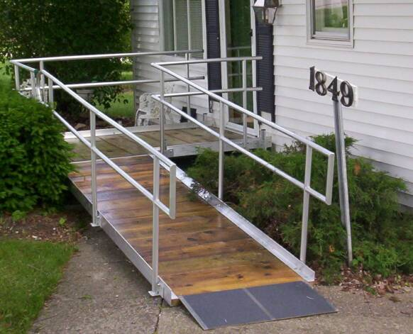 Ramps Wheelchair Access Carolina Access Specialists